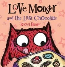 Love Monster and the Last Chocolate Valentine's Day Picture Books 2016