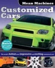 Mean Machines Customized Cars review nonfiction books for 9 year olds