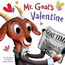 Mr. Goat's Valentine Valentine's Day Picture Books 2016