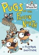 Pups of the Frozen North New Easy Chapter Book Series