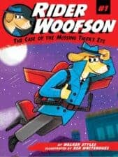 Rider Woofson New Easy Chapter mystery book series