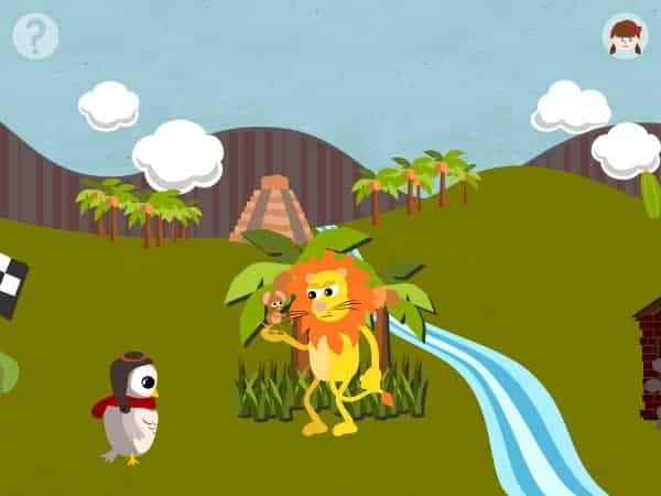 Stories by Gus on the Go: Spanish App for Kids