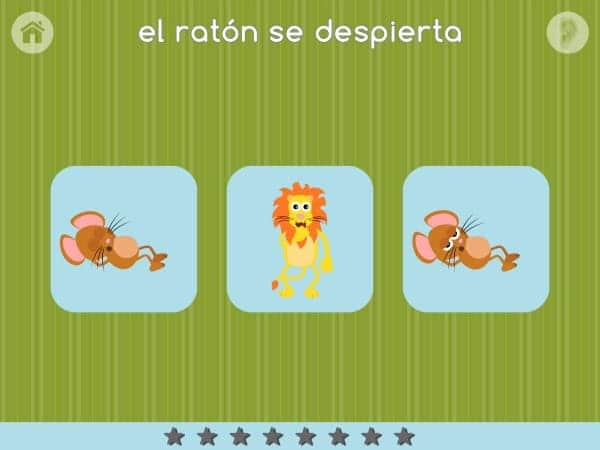 Stories by Gus App for Spanish
