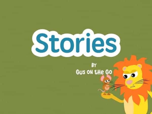 Stories by Gus on the Go SPANISH