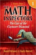 The Case of the Claymore Diamond MORE good books for 8 year olds third grade