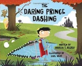 The Daring Prince Dashing Hilarious Picture Books
