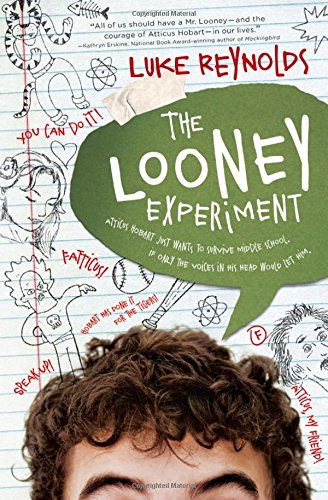 The Looney Experiment books for 6th grade 11 year old