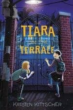 The Tiara on the Terrace Middle Grade Chapter Books for 10 year olds