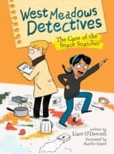 West Meadows Detectives good mystery books for kids