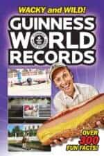 Wacky and Wild Guinness World Records Nonfiction Books for Kids