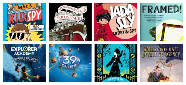 best mystery chapter books for kids