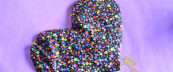 DIY Flaxseed Aromatherapy Warming Pillow