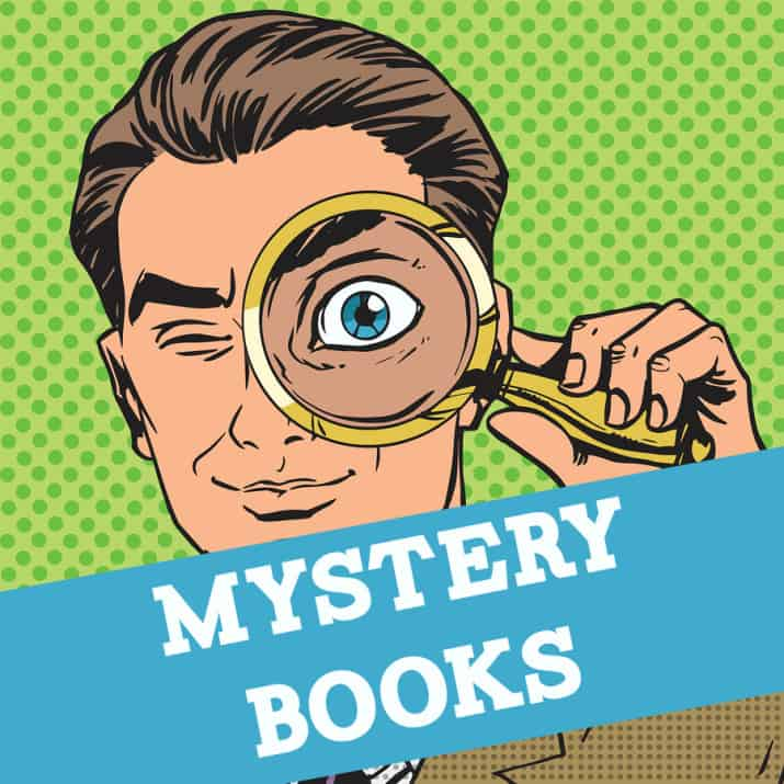 mystery chapter book reviews and recommendations for kids