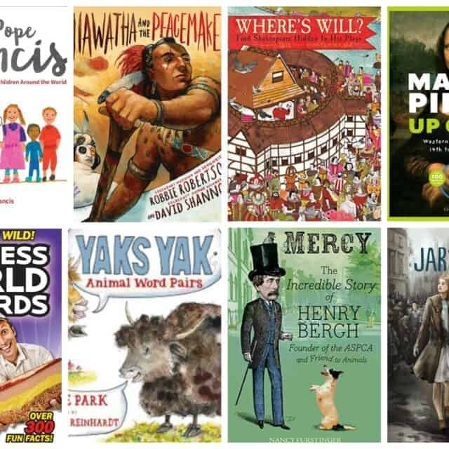 nonfiction books for kids
