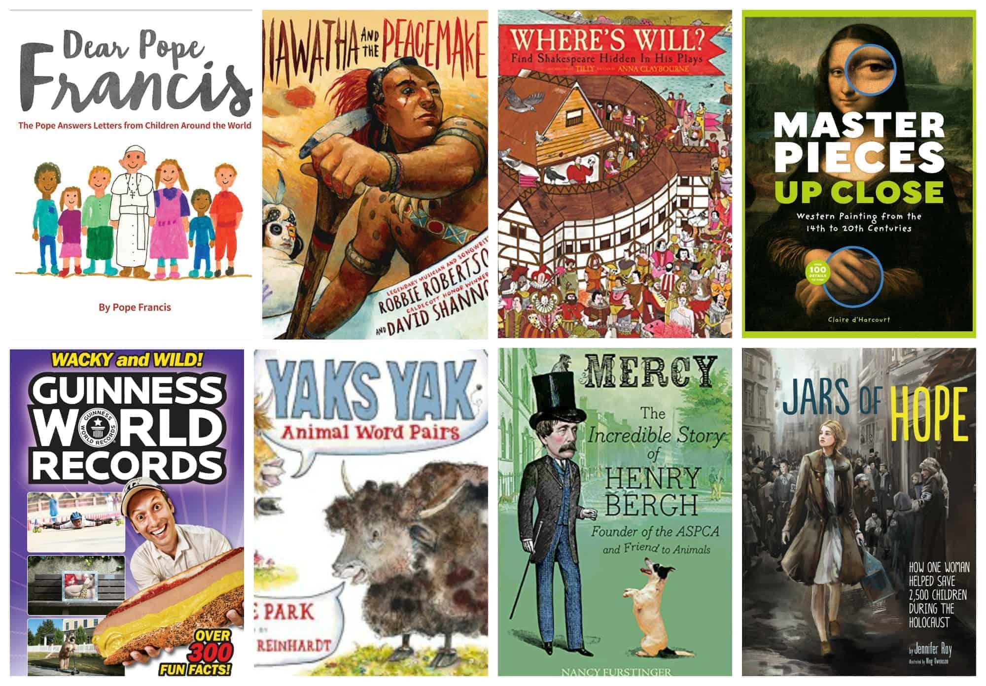 26 Exceptional Nonfiction Books For Kids Imagination Soup