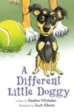 A Different Little Doggy Children's Books That Teach Empathy: Physical Disabilities
