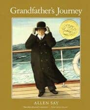 Grandfather's Journey Books that Teach Empathy: Immigration