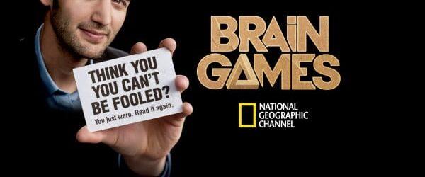 New Mind Blowing Brain Games Show: Super Senses