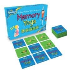 Memory Yoga Yoga for Kids: Daily Practice, Books, Videos, Games