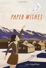 Paper Wishes historical fiction books for kids