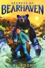 Secrets of Bearhaven magical middle grade books