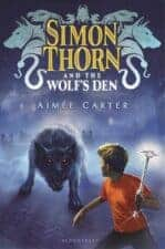 Simon Thorn and the Wolf's Den magical middle grade books for kids in elementary