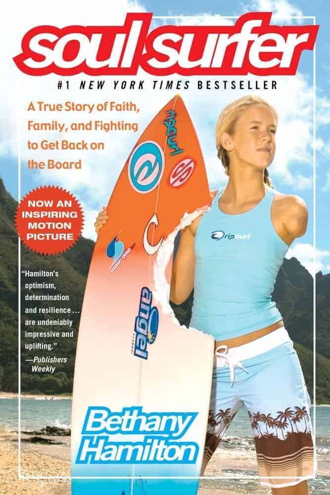 Soul Surfer Children's Books That Teach Empathy: Physical Disabilities
