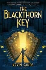 The Blackthorn Key good books for 12 year olds