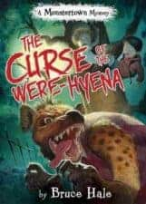 The Curse of the Were-Hyena good books for 9 year old readers in fourth grade