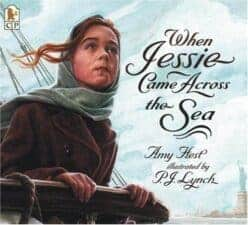 When Jessie Came Across the Sea Books that Teach Empathy: Immigration