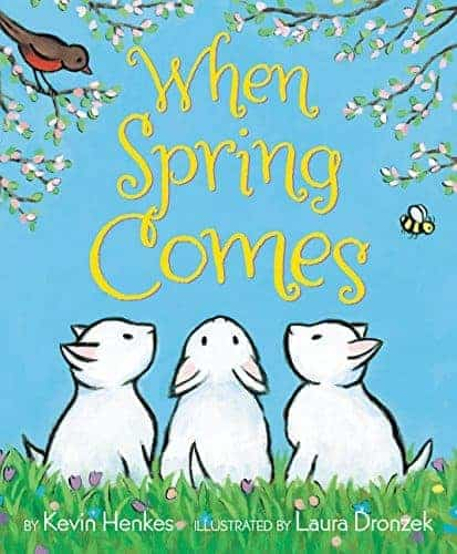 Cheerful Children's Books About Spring