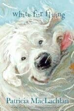 White Fur Flying Dog Chapter Books That Kids Love