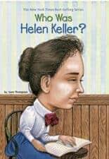 Who Was Helen Keller Children's children's book biographies for women's history month