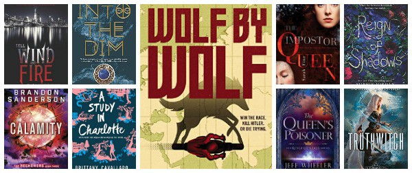 new YA books for teens 2016