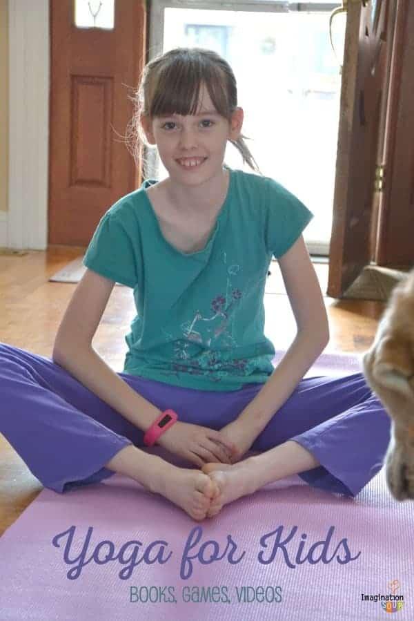 Yoga For Kids Videos