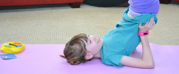 Yoga books, games, and videos for kids
