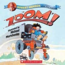 Zoom! Children's Books That Teach Empathy: Physical Disabilities