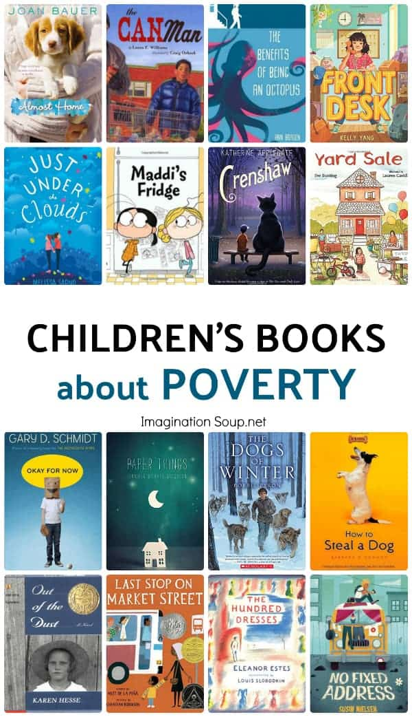 important children's books about poverty