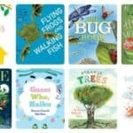 Earth Day Celebration With Nature Books
