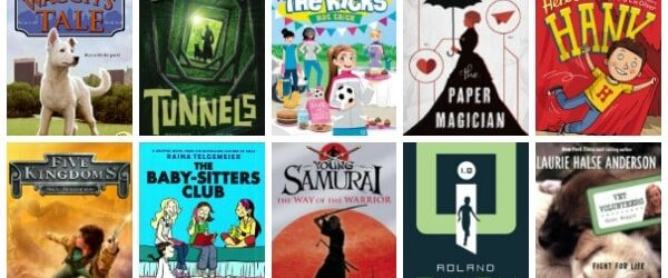 Terrific Chapter Book Series for Kids