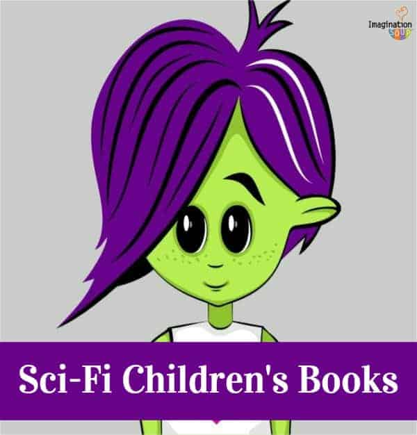 the best science fiction sci fi books for kids ages 6 16