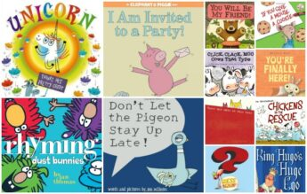 picture book list of funny books for kids