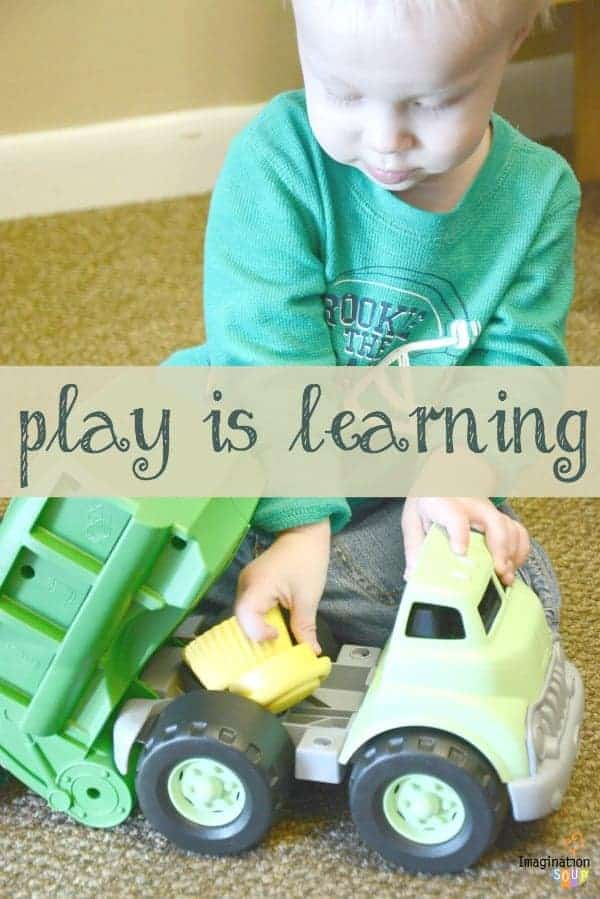 play is learning Play is essential to development because it contributes to the cognitive, physical, social, and emotional well-being of children and youth