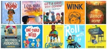 realistic chapter books for kids