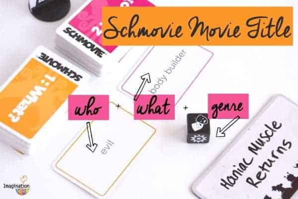 Creative Family Game, Schmovie