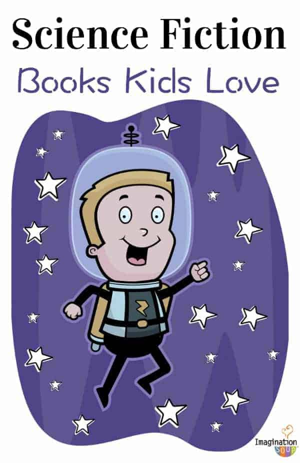 sci-fi chapter books science fiction books kids love to read