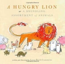 A Hungry Lion or Dwindling Assortment of Animals Hilarious Picture Books