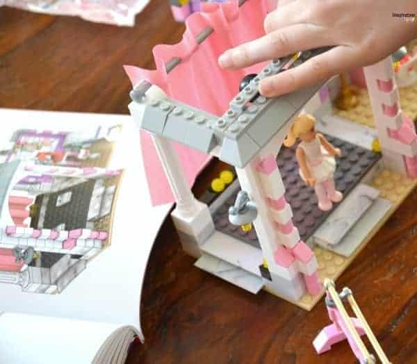 American Girl Building Sets & Writing Prompt