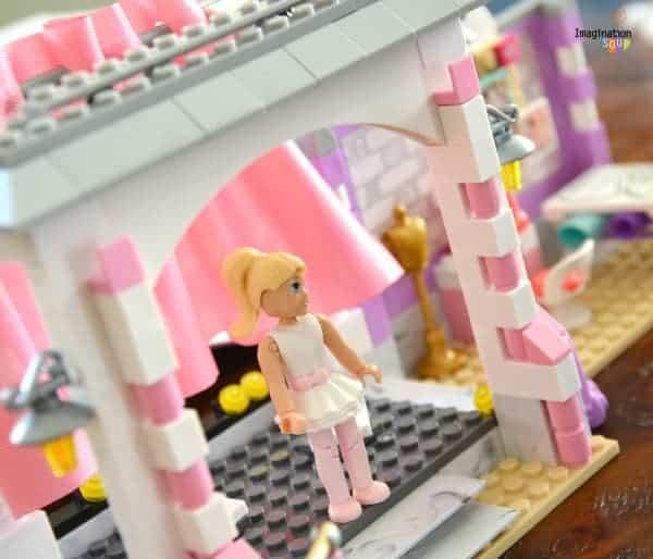 American Girls Building Sets
