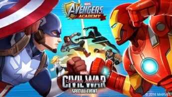 Avengers Academy Civil War The Coolest Apps, Activities, and Swag for Fan Kids